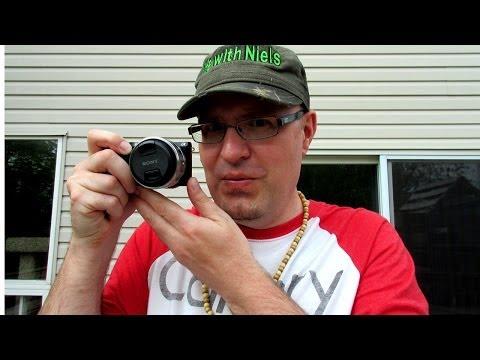 NEW VLOGGING CAMERA - SONY NEX 5T Vlog