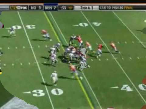 2008 Denver Broncos Highlight