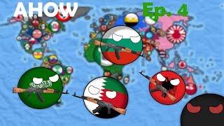 Alternative History Of The World Countryballs - Hitler's War - Ep. 4 - Betrayal