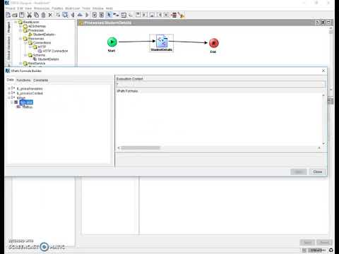 Creating RESTful Web Service in TIBCO BW