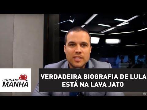 Verdadeira biografia de Lula não está em filme, mas na Lava Jato | Felipe Moura Brasil