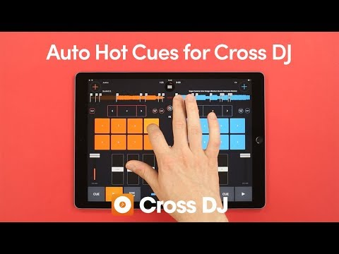 Introducing Auto Hot Cues for Cross DJ | iOS Tutorial