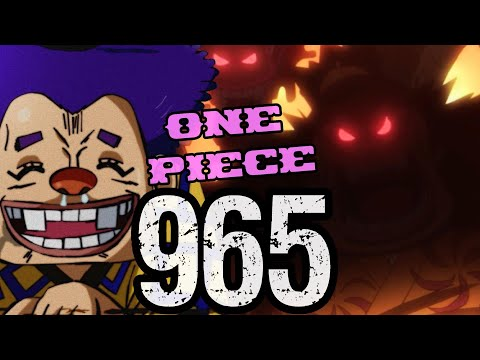 """One Piece Chapter 965 Review """"Orochi's Rise To Power!"""""""