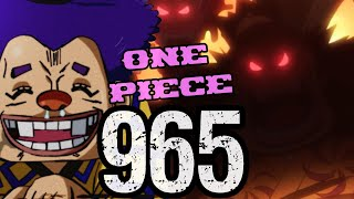 "One Piece Chapter 965 Review ""Orochi's Rise To Power!"""