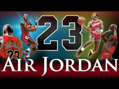 Michael Jordan - Air Jordan (Career Documentary)
