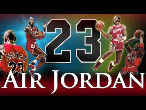 Michael Jordan  Air Jordan Greatest Jordan Video on