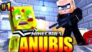 WILLKOMMEN im GEFÄNGNIS?! - Minecraft ANUBIS #01 [Deutsch/HD]
