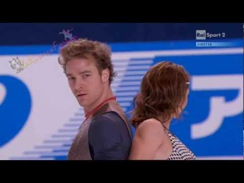 ISU Trophée BOMPARD 2012 -8/9- ICE DANCE FD - Nathalie PECHALAT  Fabian BOURZAT - 17/11/2012
