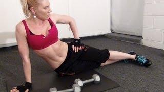 Fitness - Sexy Chick Workout - Тренировка на верхнюю часть тела