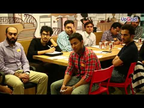 Student MeetUp at Mumbai | StartUp with UpGrad