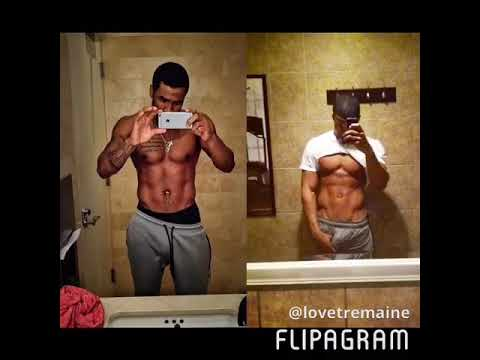 Trey Songz & His Brother Forrest