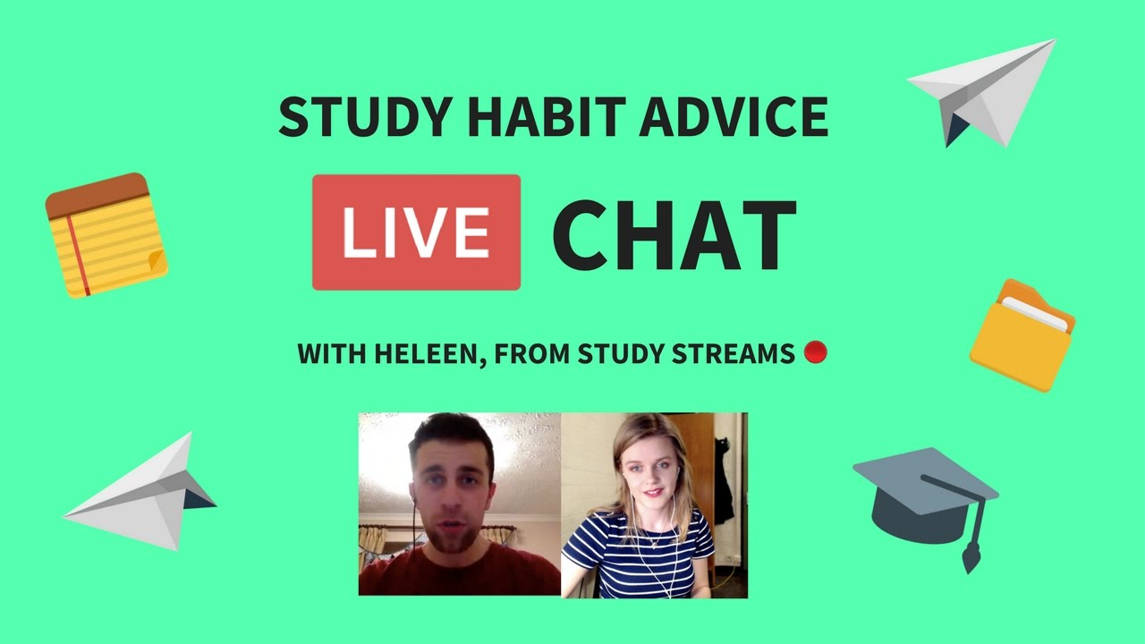 study habits heleen live chat study habits heleen live chat