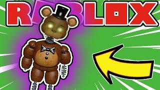 How To Get The Hidden Room Badge in Roblox Freddy Fazbear's Entertainment 1992: The Roleplay