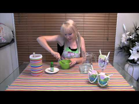 how to fix sticky slime without borax or detergent