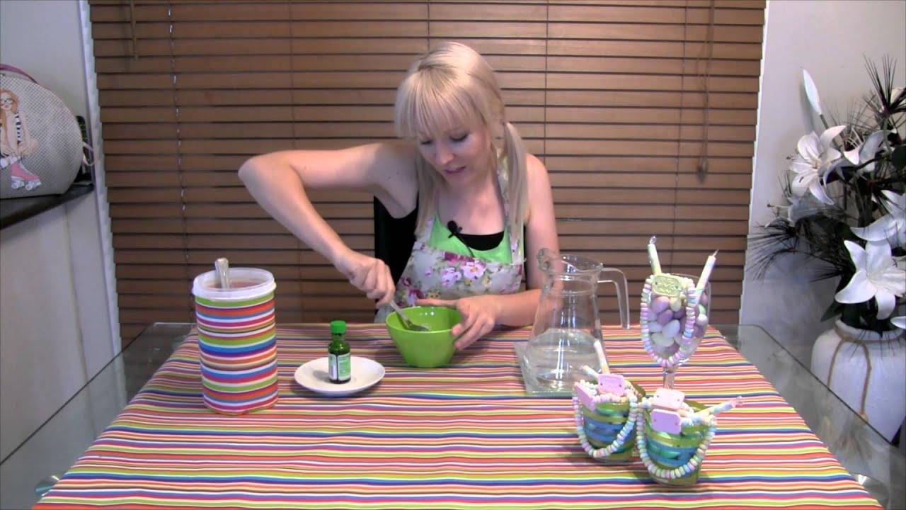 How To Make Slime  Non Toxic, No Cooking, No Glue, No Borax