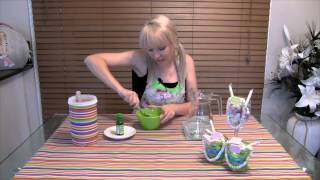 How To Make Slime - Non Toxic, No Cooking, No Glue, No Borax