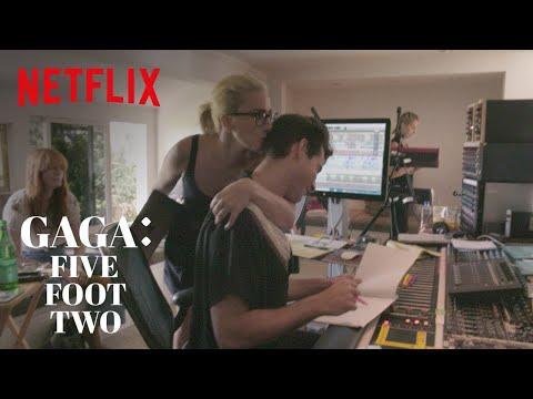 GAGA: Five Foot Two | Clip: Mark Ronson's Car [HD] | Netflix