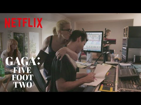 GAGA: Five Foot Two | Clip: Mark Ronson's Car [HD] | Netflix