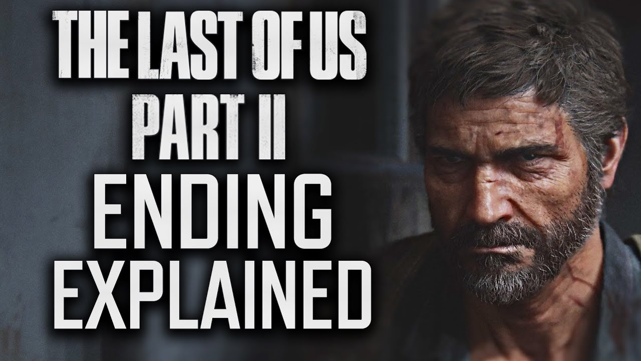 The Last of Us Part 2 – Story + Ending EXPLAINED // WHAT NOW?