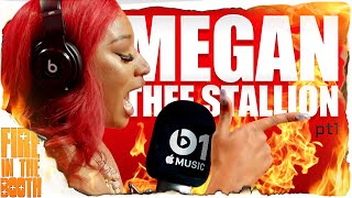Megan Thee Stallion - Fire In The Booth pt1