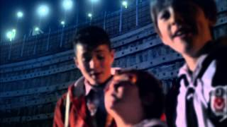 Türkiye'nin ilk akıllı stadı: Beşiktaş Vodafone Arena tanıtım videosu