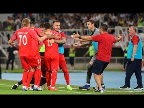 Shkupi - Pyunik 1-2 | Match Highlights
