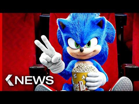 Sonic: The Hedgehog 2, Daredevil Season 4, Matrix 4, Hawkeye Series, Tom and Jerry… KinoCheck News