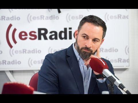 Entrevista a Santiago Abascal en 'Es la Mañana de Federico'