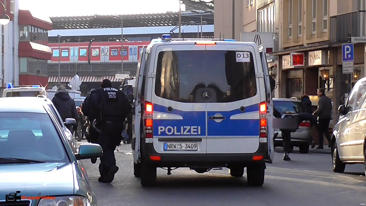 Polizeieinsatz Köln