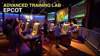 [4K] Advanced Training Lab - Interactive Space Play : Epcot (Orlando, FL)
