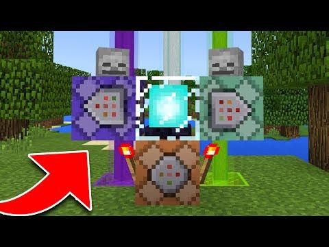 5 SECRET Command Block TRICKS In Minecraft! (Pocket Edition, Xbox, PC)