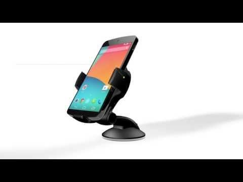 iOttie Easy Flex Wireless - Qi Wireless Charging Car Mount