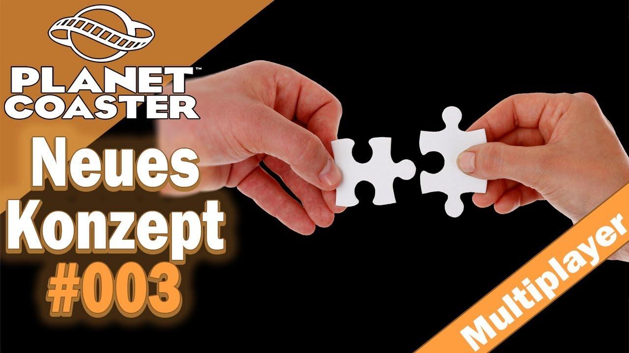 Neues Konzept (WBP) 🎢 PLANET COASTER Multiplayer #003