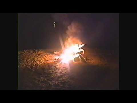 Deliberate Magnesium Explosion.