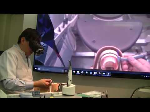 Virtual + Augmented Reality meets Dental Education System