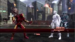 MK9 IRONMAN COMBO VIDEO BY TONY-T