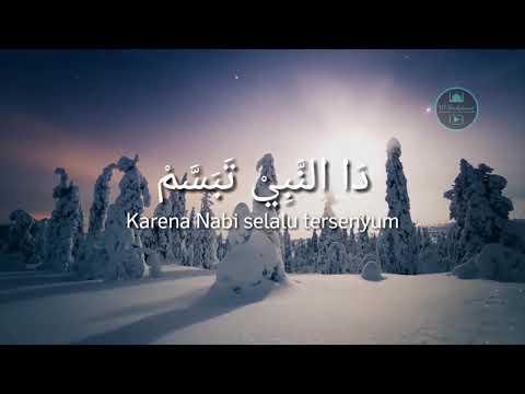 az-zahir---tabassam-(lirik-terjemahan)
