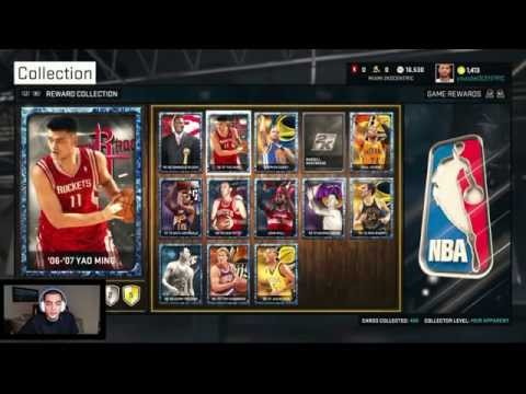 Sapphire Yao Ming Nba 2k15 Full Stats 94 OVERALL with 97 HOOK SHOT! Wow