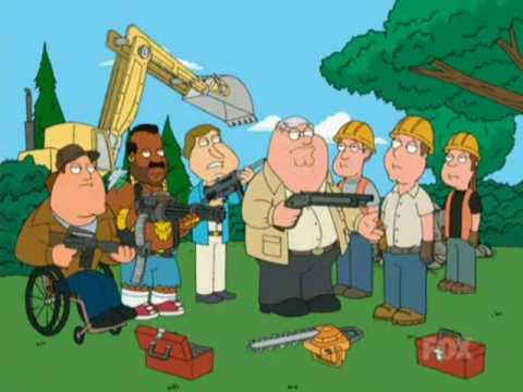 The Family Guy A-Team