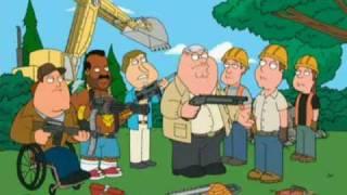 The Family Guy A-Team
