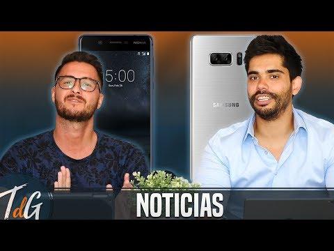 Noticias: Note 8 con realidad aumentada, Pixel 2, Nokia y nuevo Tesla