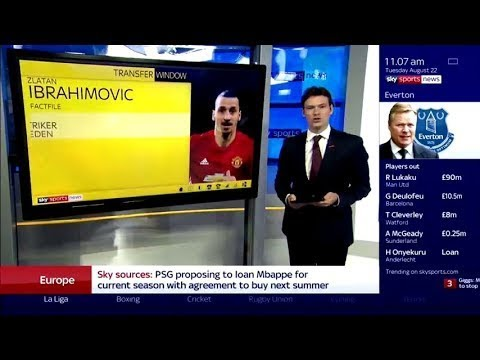 Latest Transfer News 22 Aug 2017  Messi to Man City ,Mbappe loan to PSG, Costa and Coutinho Update