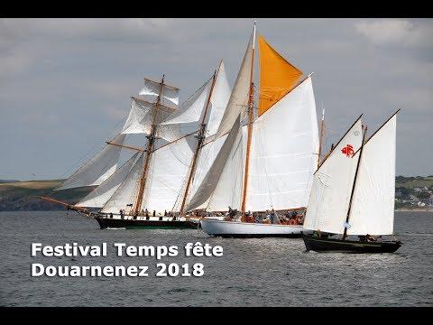 Temps fête et festival maritime 2018 à Douarnenez