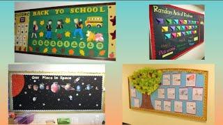 Primary School display board decoration ideas || amazing display board ideas for school