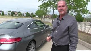 Drive Time - 2017 Mercedes-Benz C300 Coupe