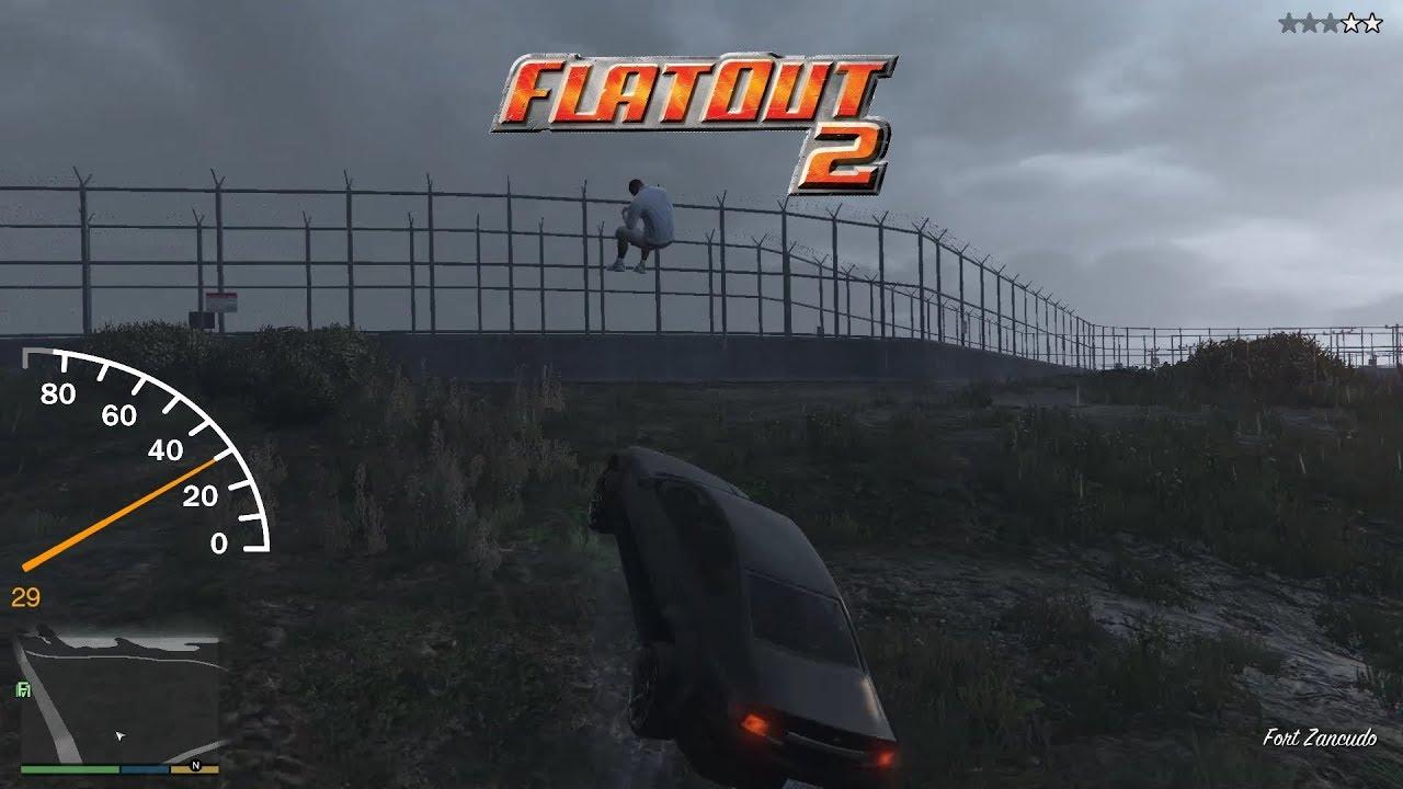 Flatout 2 High Jump - GTA5-Mods com