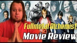 Fullmetal Alchemist (Live Action Netflix) - Movie Review