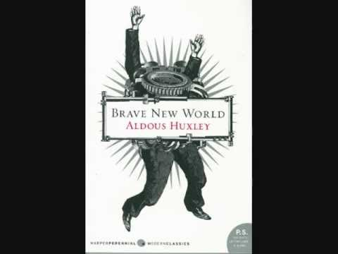 Brave New World by. Aldous Huxley Part 1 of 10 (Audiobook)