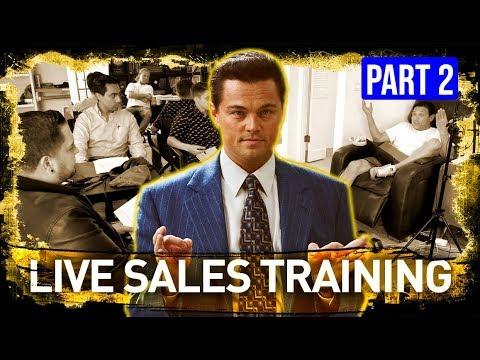 Download Jordan Belfort Sales Training - Master the Close