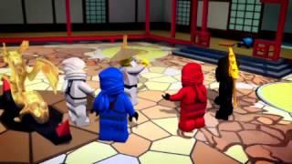 LEGO® Ninjago, Épisode 1 2012 Le soulèvement des serpents